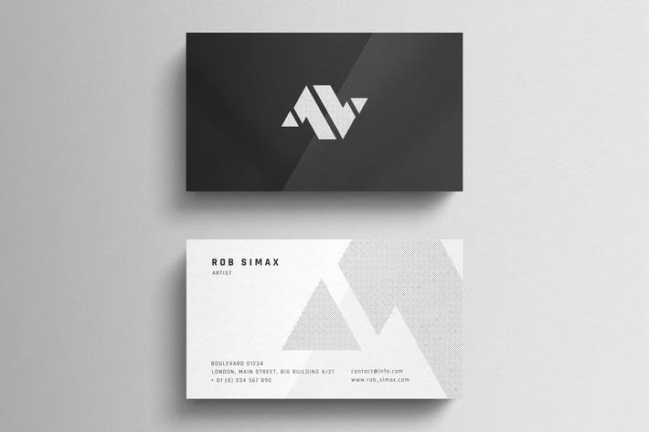 Thumbnail for Minimal Business Card