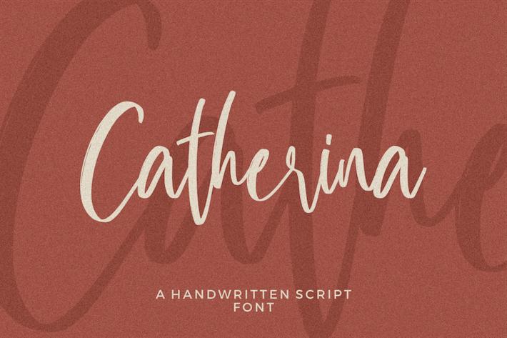 Escritura de Catherina