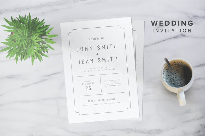 Thumbnail for Wedding Invitation