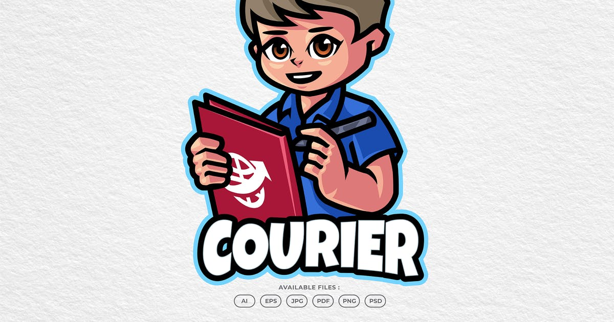 Download Courier Delivery Service by yogaperdana7
