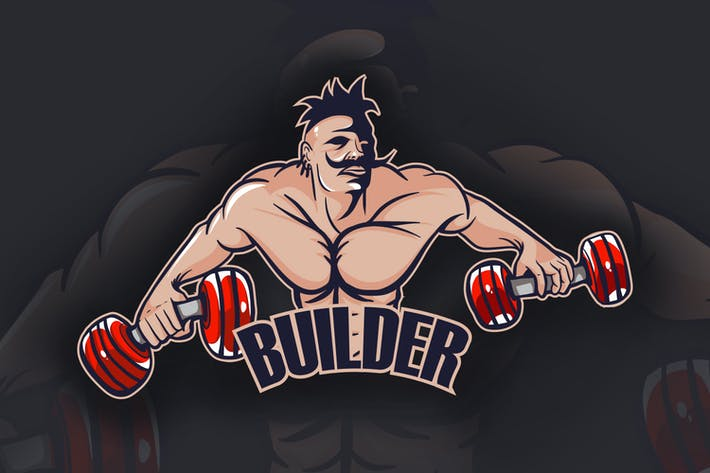 Thumbnail for Body Builder Logo