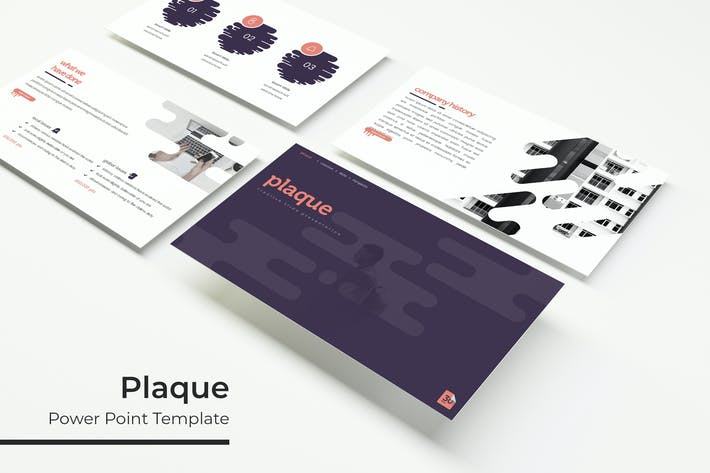 Thumbnail for Plaque - Powerpoint Template