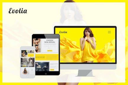 Evolia E-Commerce-Newsletter