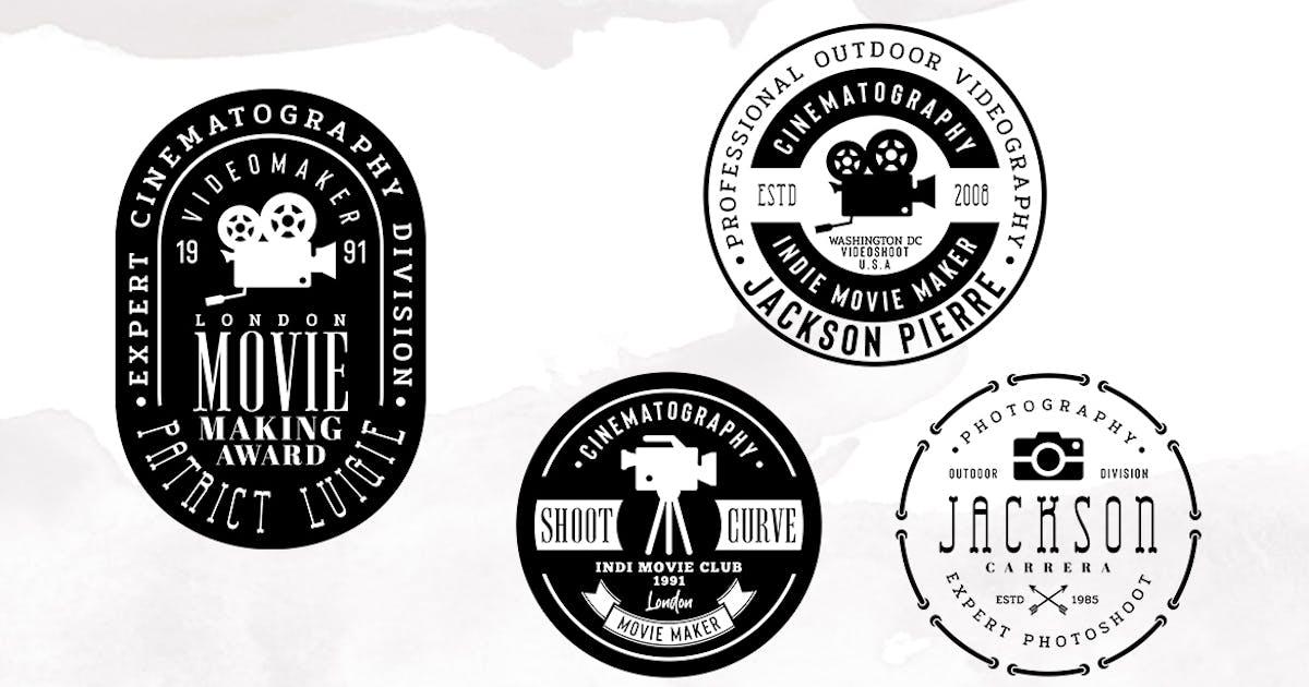 Download Vintage Logo & Badge Vol. 14 by sagesmask