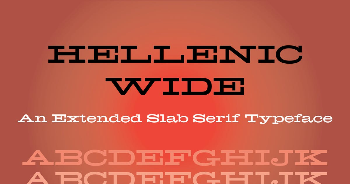Download Hellenic Wide by WalcottFonts