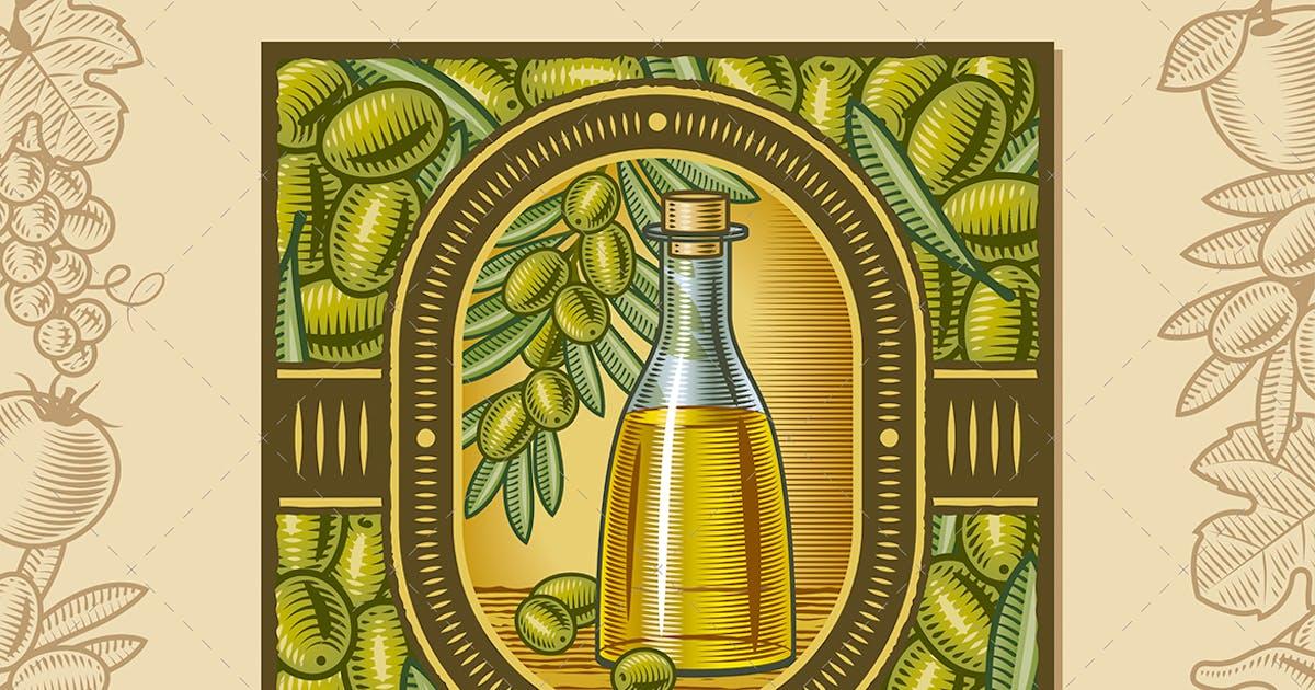Download Olive Oil Harvest Design by iatsun