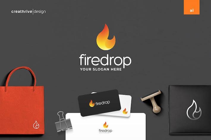 Thumbnail for Firedrop Logo