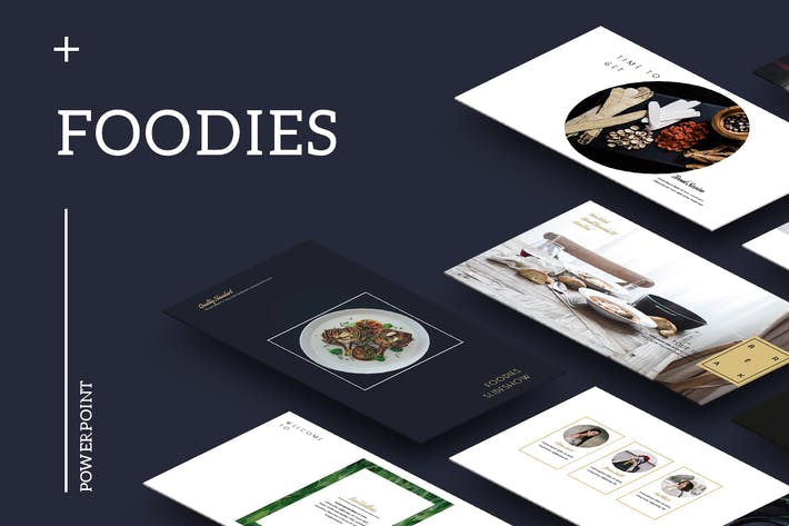 Thumbnail for Foodies Powerpoint