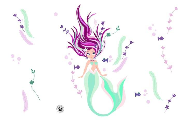 Thumbnail for Mermaid