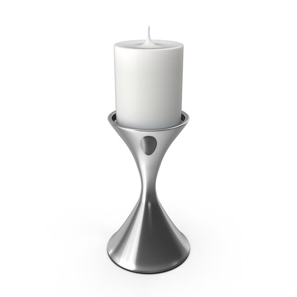 Contemporary Candle Holder