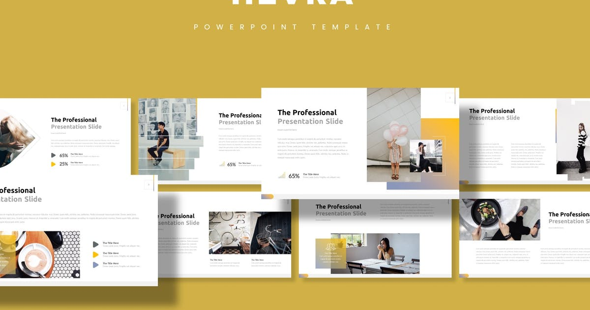 Download Hevra - Powerpoint Template by aqrstudio