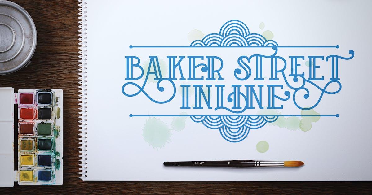 Download Baker Street Inline by kimmydesign