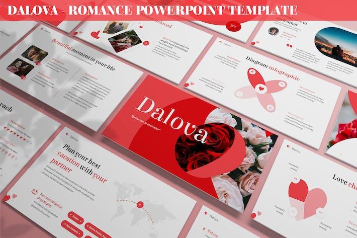 Dalova - Romance Powerpoint Template