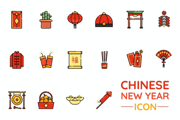 Thumbnail for Chinese New Year Icon