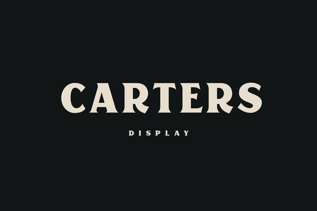 Carters Display - product preview 0