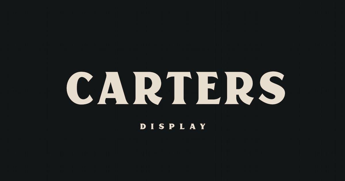 Download Carters Display by swistblnk