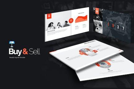 Buy N Sell Keynote Presentation
