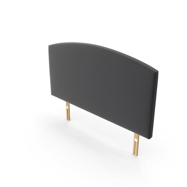 Headboard Charcoal