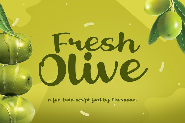 Thumbnail for Fresh Olive
