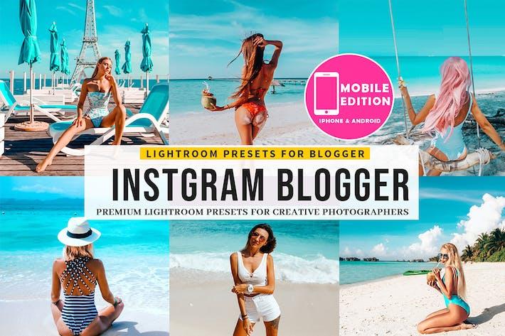 Thumbnail for Instagram блогер Пресеты Lightroom