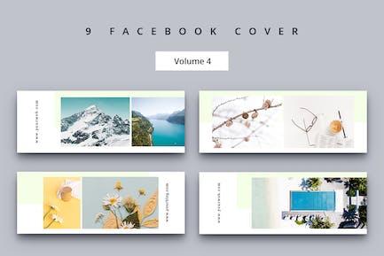 Facebook Cover Vol. 4
