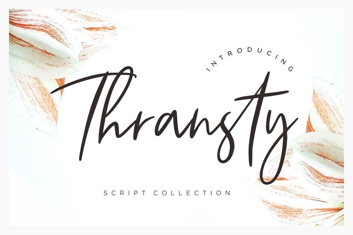 Thumbnail for Script manuscrit Thransty