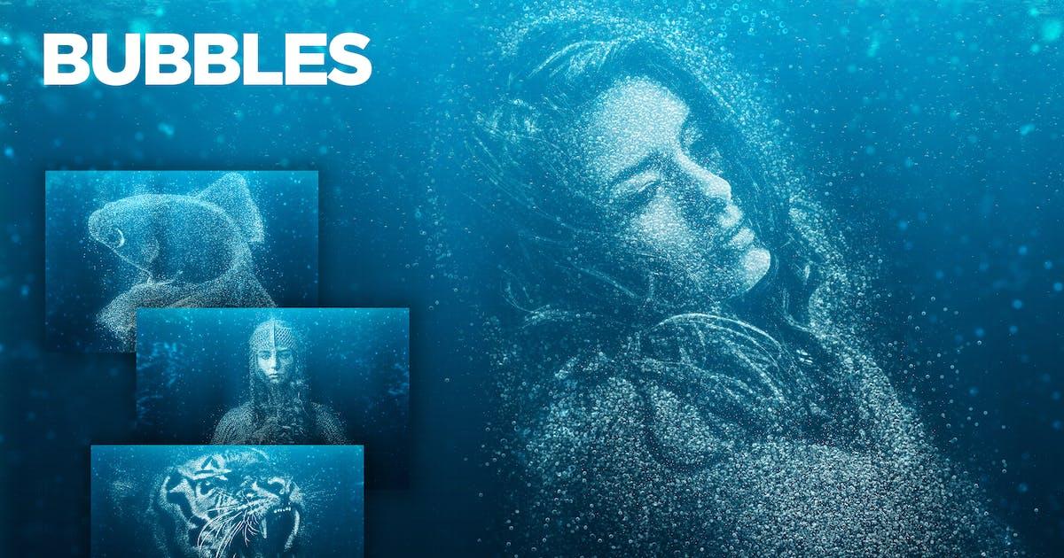 Download Bubbles CS4+ Photoshop Action by FD-Design
