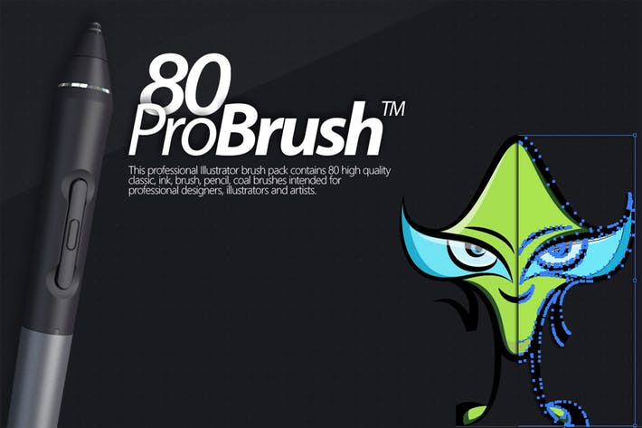 Thumbnail for 80 ProBrush