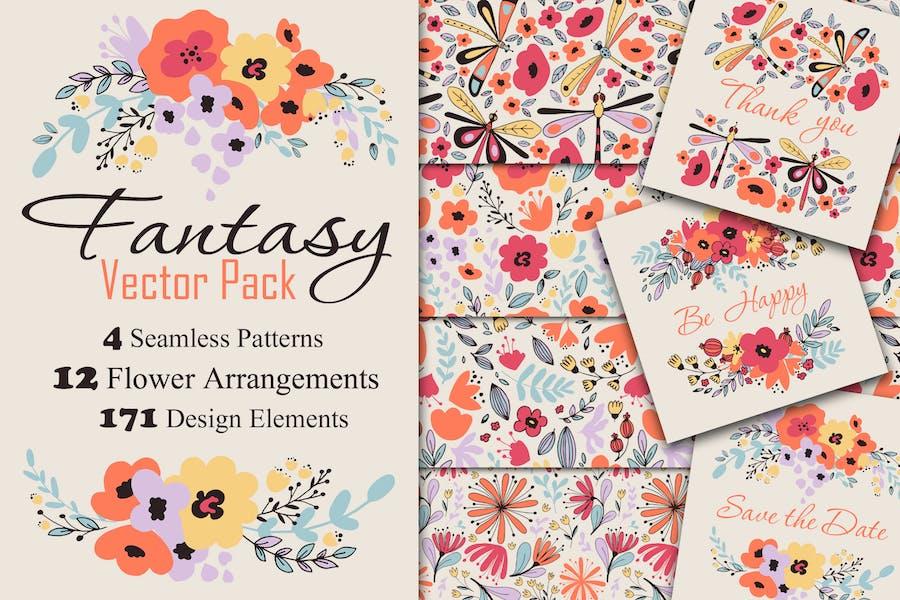 Flores Fantasy