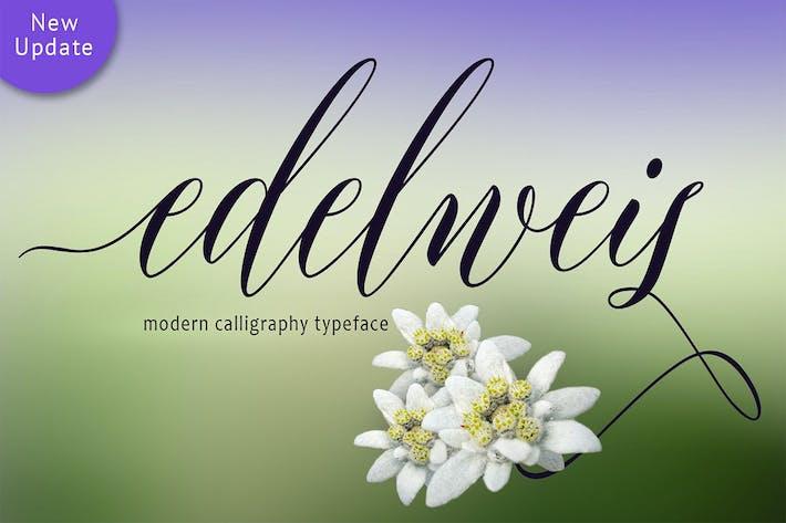 Thumbnail for Edelweis Script