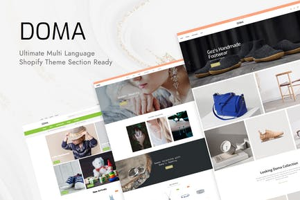 Doma Ultimate Shopify Theme