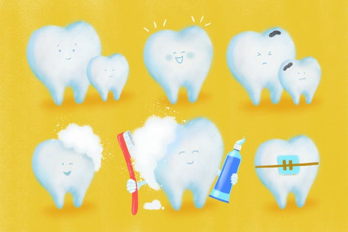 Thumbnail for Healthy Teeth