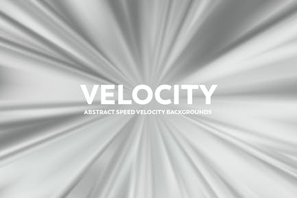 Abstract Speed Velocity Backgrounds - Gray Color