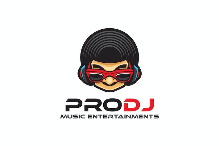 Thumbnail for Pro DJ Logo