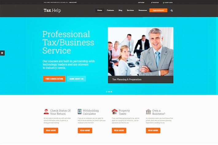 Thumbnail for TaxHelp