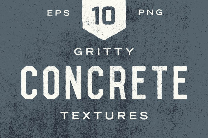 Thumbnail for Gritty Concrete Textures