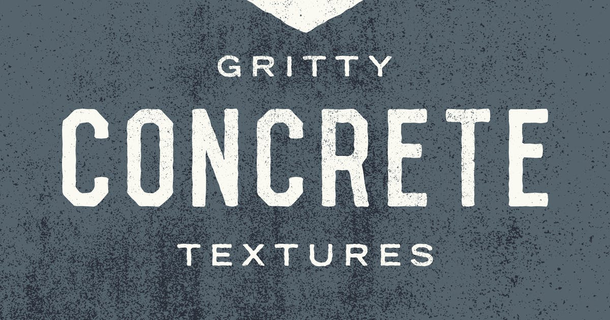 Gritty Concrete Textures by ghostlypixels