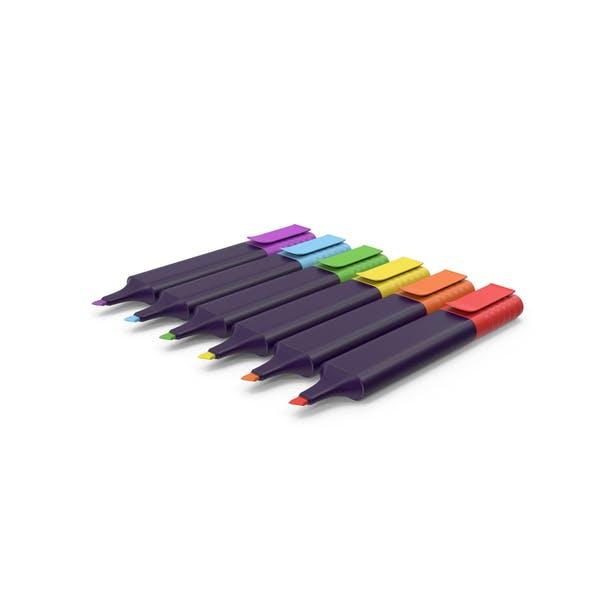 Открытые цветные подсветки