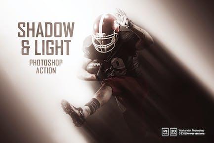 Acción de Photoshop Shadow & Light