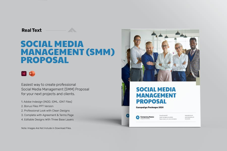 Social Media Management Proposal