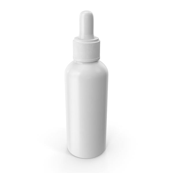 100ml Cosmetic Dropper Bottle