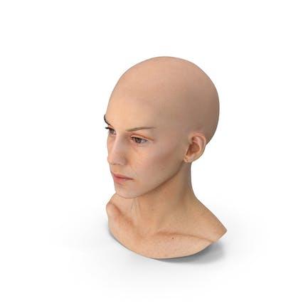 Athena Human Head Neutral