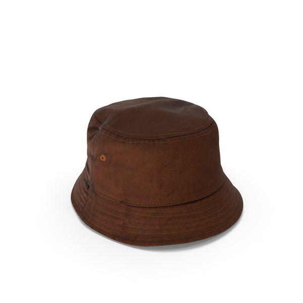 Thumbnail for Men's Hat Brown