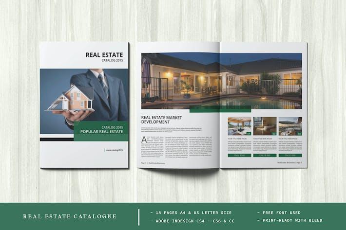 Real Estate Catalogue / Brochure