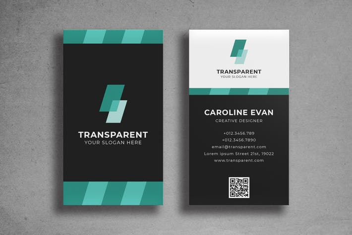 Thumbnail for Business Card Design Professional