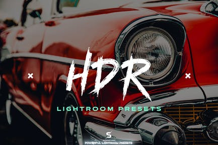 Пресеты HDR Lightroom PRO