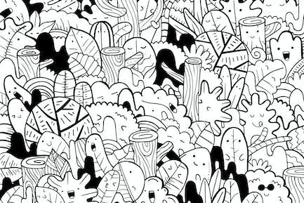 Wald Doodle