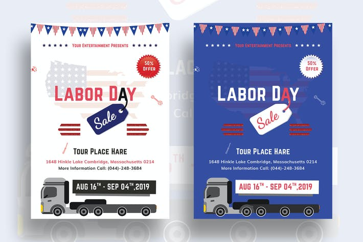 Thumbnail for Labor Day Sale Flyer-09