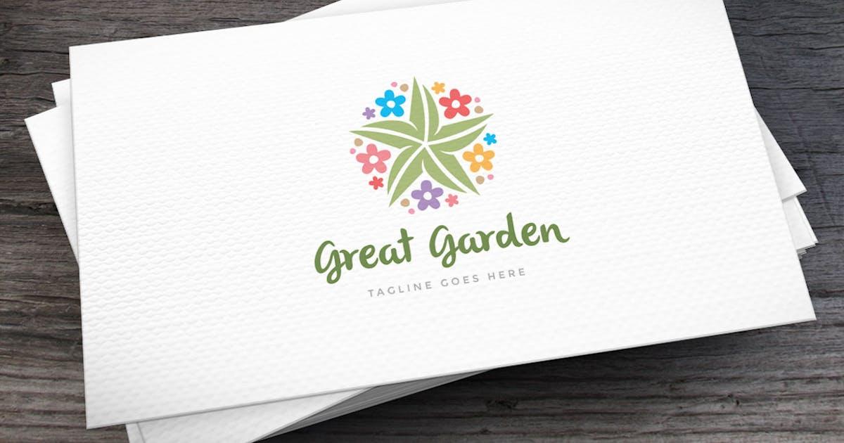 Download Great Garden Logo Template by empativo