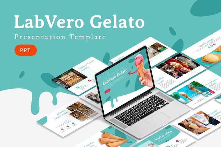 Thumbnail for Labvero - Gelato Powerpoint Template